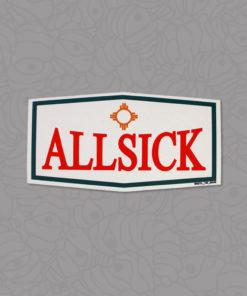 Shop Allsick Stickers