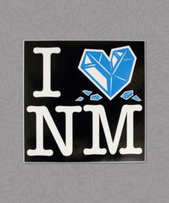 Shop I Meth New Mexico Sticker