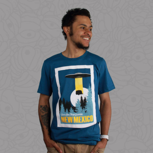 Shop Now Leaving New Mexico Tee