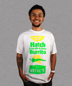Shop Allsick Hatch Burrito Tee