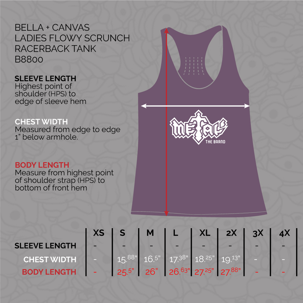Shop Ladies Scrunch Back Tank